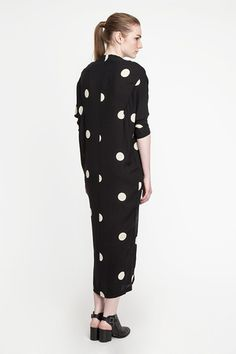Shop What Everyone's About To Be Wearing #refinery29  http://www.refinery29.com/fashion-week-spring-trends-to-buy-now#slide22  New-Wave Polka Dots