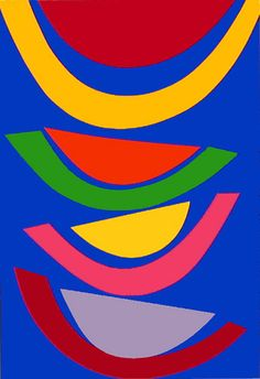 Swing on Blue Sonia Delaunay, Figure Painting, Painting & Drawing, Nadir Afonso, Abstract Art Images, Mobile Art, Painter Artist, English Artists, Simple Prints