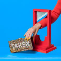 """Milly Advertising Rebrand by Sagmeister & Walsh """"MILLY (by Michelle Smith)…"""