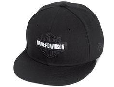 Tonal Bar & Shield Logo 59Fifty Baseball Cap by HARLEY DAVIDSON