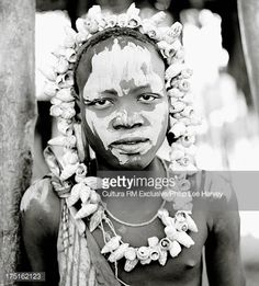View top-quality stock photos of Mursi Tribal Boy Wearing Ornamental Headdress Omo Valley Southern Ethiopia. Find premium, high-resolution stock photography at Getty Images. Mursi Tribe, Boys Wear, Ethiopia, Headdress, Southern, Africa, Stock Photos, Statue, Ornaments
