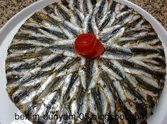 Hamsili pilav – Atıştırmalıklar – The Most Practical and Easy Recipes Turkish Kitchen, Turkish Recipes, Seafood Recipes, Food And Drink, Pie, Dishes, Desserts, Fish Recipes, Kitchens