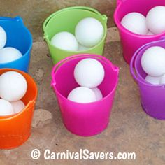 Ping Pong Balls for Game