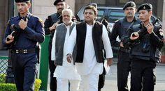 मुख्यमंत्री अखिलेश यादव का कुशीनगर दौरा, करोड़ों की योजनाओं का किया शिलान्यास Read More:http://bit.ly/1wGWONl