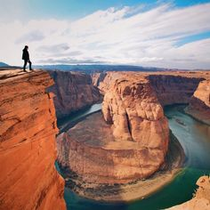 Horseshoe Bend, Arizona /// #wanderlust #adventure #travel