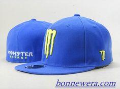 Acheter Pas Cher Casquettes Monster Energy Fitted 0086 En ligne - BONNEWERA.COM