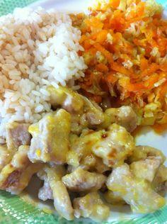 Arancia in cucina: bocconcini di pollo all'arancia