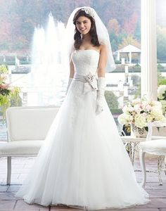2014 Wedding Gowns, Bridal Dresses & Evening Wear - Sincerity | All Styles 3761