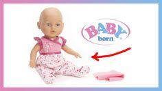 Куклы BABY Born почти как настоящие младенцы! Они умеют реагировать на прикосновения, пить из бутылочки, смеяться и плакать, некоторые из них умеют плавать, танцевать, кувыркаться и ходить на горшочек.