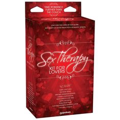 Pipedream Sex Therapy Kit For Lovers, Multi #Pipedream