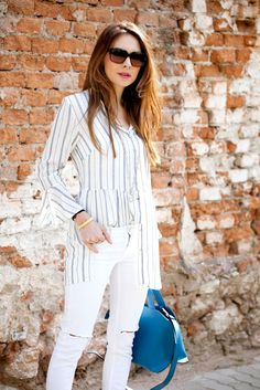 #styleitaliano #whitejeans #vawes