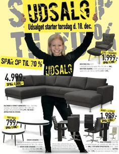Billige Møbler fra My Home http://www.myhomelagersalg.dk/