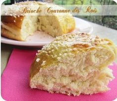 Brioche Couronne des Rois (recette pour Kitchenaid)