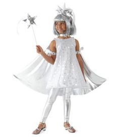 shooting star girls costume - Chasing Fireflies