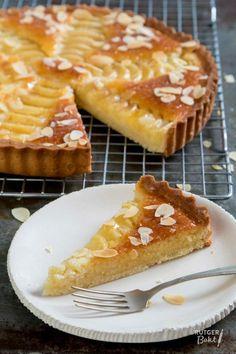 Baking Recipes, Snack Recipes, Dessert Recipes, Snacks, Ice Cream Pies, Sweet Bakery, Almond Cakes, Great Desserts, High Tea