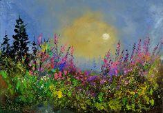 Wild flowers -Pol Ledent