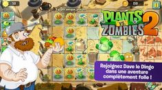 Newest version of popular mobile game Plants vs. Zombies is out for iOS. This release requires iOS Enjoy! Description: The zombies are coming… back. Wii Games, Free Games, Plants Vs Zombies 2, Ios, Zombie 2, Strategy Games, New Ipad, Jouer, Ipod Touch