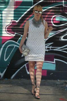 TheChiliCool Fashion Blog Italia » Fashion Blogger italiane moda ItaliaWhite lace & silver » TheChiliCool Fashion Blog Italia