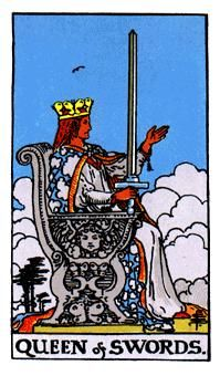 13 de Espadas, Significado de las cartas del Tarot