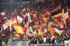 AS ROMA The Curva Sud is back
