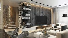 IQOSA - Interior design and architecture studio in Kiev