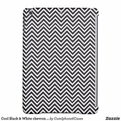 "Cool Black & White chevron v38 Cover For #iPadAir chevron zig-zag pattern Case Cover Sleeve Skin Protect Electronic Products . An amazing perfect For you, zigzag chevron/ zigzags/ zig-zag zig zag, graphic art design, pattern patterns/ texture/ textures/ textile/ vector/ illustration/ design/ ""digital art""/ background/ wallpaper lovers and anyone. Click https://www.zazzle.com/cool_black_white_chevron_v38_cover_for_ipad_air-256747371317114074?rf=238478323816001889 to get 15% off with code…"