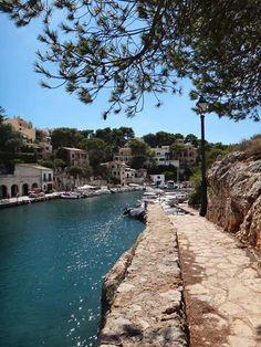 Petit port de Cala Figuera (Majorque)