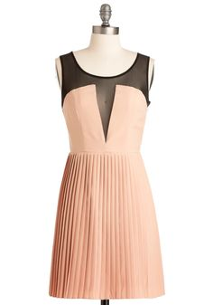 I would probably never wear this myself because of the deep V, but I love this dress. $74.99.