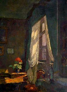 Brandis, August von, (1859-1947), Interior