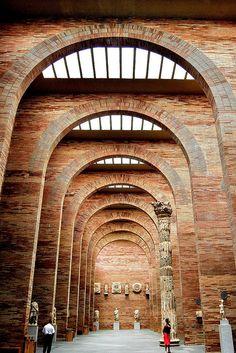 National Museum of Roman Art, Merida, Extremadura, Spain by javier1949