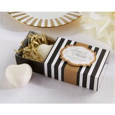 Classic Heart Scented Soap #Wedding Favors Click here to View: http://bit.ly/1JDEbua