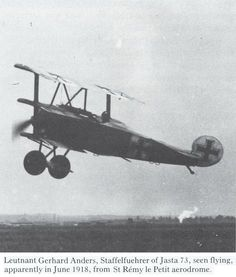 """Wow...moments in aviation history. 1914 - 1918 The Great War Fokker DR-1 """"Triplane"""""""
