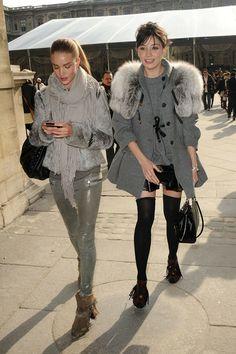 Rosie Huntington-Whiteley Style & Fashion (Vogue.com UK)