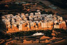 SHIBAM City, VÁDI HADRAMAUT, IÊMEN. MIDDLE EAST