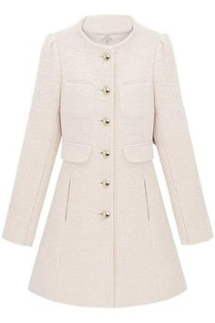 winter white Olivia Pope style! I could never keep it white tho :-(