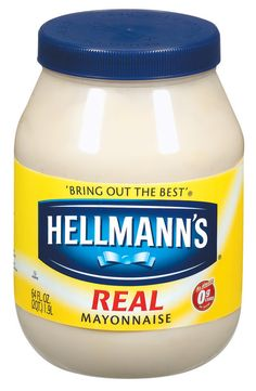 REAL mayo!! Hellman's is my favorite!!