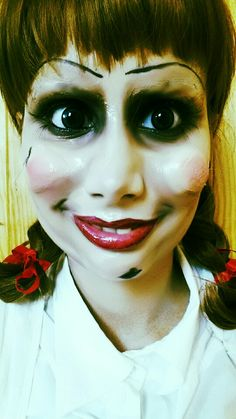 how to make annabelle not scary