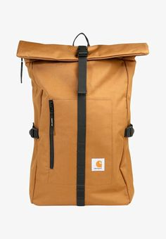 Carhartt WIP PHIL BACKPACK - Mochila - hamilton brown - Zalando.es Ultralight Backpacking Gear, Creative Bag, Bags 2017, Tote Backpack, Best Bags, Basic Outfits, Apparel Design, Beautiful Bags, Carhartt Wip