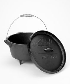 Take a look at this 12.5 Dutch Oven by Old Mountain on #zulily today!