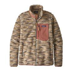 Patagonia Space Dye Oatmeal Ws Classic Retro-X Fleece Jkt - Trouva Vintage Shorts, Vintage Suit, Vintage Outfits, Vintage Vogue, Vintage Fashion 1950s, Retro Fashion, Fashion Women, Classic Fashion, Boho Outfits