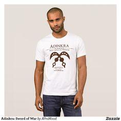 Adinkra: Sword of War T-shirt