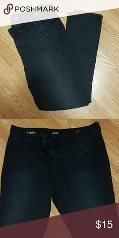 Jeggings Dark wash jeggings *very gently worn* a.n.a Jeans