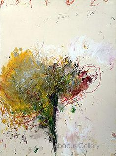 Cy Twombly Proteus 1984