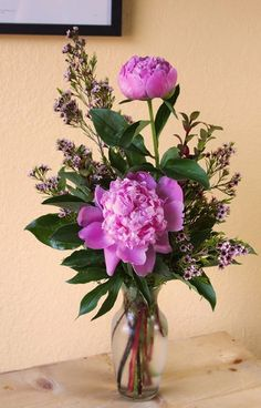 Beautiful #peonies by Ben White Florist