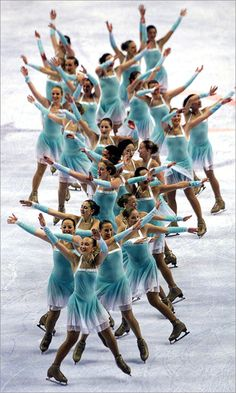 Haydenettes, A photo collection of Synchronized Skating Dresses to use for inspiration Sk8 Gr8 Designs.