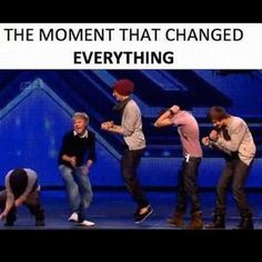 The moment that everything changed. #History2010 July 23rd at 8:22pm will always be my favorite day! #5YearsDownAndForeverToCome #5yearsofOneDirection