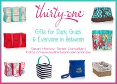 A Modern Day Fairy Tale: Find the Perfect Gift for Dads, Grads & Everyone in Between from Thirty One Gifts w/ Susan Montoy, Senior Consultan...