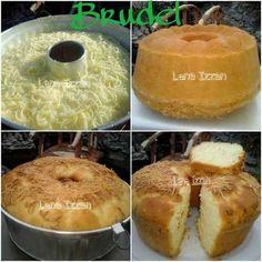 See related links to what you are looking for. Donut Recipes, Pastry Recipes, Baking Recipes, Cake Recipes, Baking Breads, Bolu Cake, Cake Oven, Resep Cake, Traditional Cakes