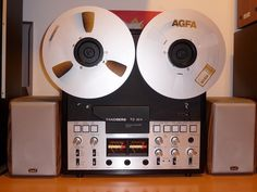 "TANDBERG - TD 20A ,Vintage High End Reel To Reel Recorder"" !... http://about.me/Samissomar"