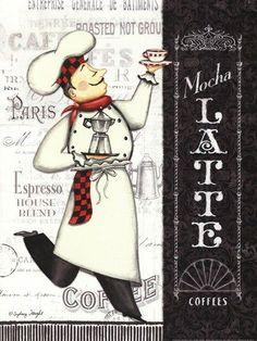 Latte Chef (Sydney Wright)